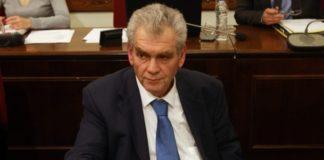 Δήλωση Δ. Παπαγγελόπουλου για την υπόθεση της Novartis. Σήμερα κατέθεσε ο Μ. Καλογήρου και αύριο ο Α. Γεωργιάδης