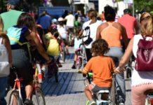 Δύο μεγάλα δίκτυα ποδηλατοδρόμων και δωρεάν κοινόχρηστα ποδήλατα θα αποκτήσει η Πάτρα