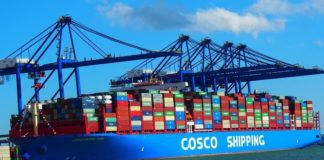 Εγκαίνια της νέας υπηρεσίας συνδυασμένων μεταφορών στο λιμάνι της Ριέκα από την Cosco