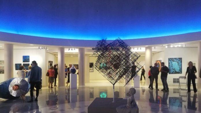 Εγκαινιάστηκε απόψε η εικαστική έκθεση Interstellar Art