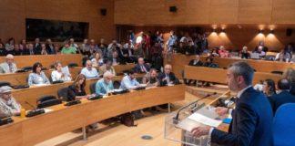 Ειδική συνεδρίαση του δημοτικού συμβουλίου Θεσσαλονίκης για το μετρό και τις αρχαιότητες της Βενιζέλου