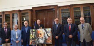 Εικαστική συλλογή 18 έργων του Ε. Βαρλάμη φιλοξενούνται στο νοσοκομείο Παπαγεωργίου