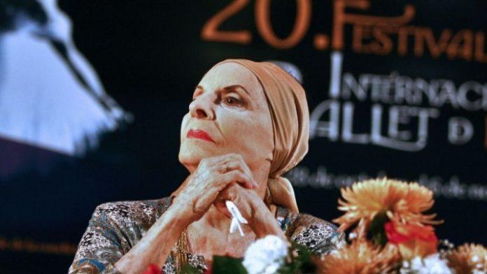 Ένας θρύλος του μπαλέτου έσβησε, η χορεύτρια και χορογράφος Αλίσια Αλόνσο
