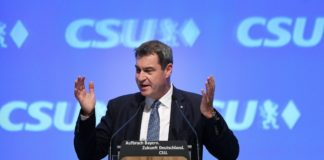 Επανεκλογή Μάρκους Σέντερ στην ηγεσία του CSU