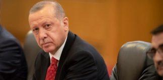 Ερντογάν: Η Δύση τάσσεται στο πλευρό των τρομοκρατών