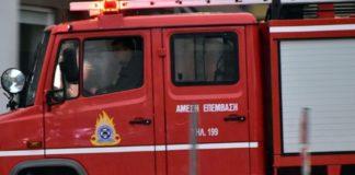 Έσβησε η πυρκαγιά που εκδηλώθηκε σε δασική έκταση στον Βαρνάβα Αττικής