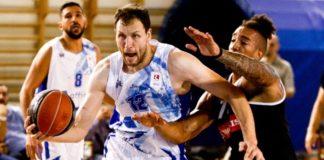 «Έσπασε το ρόδι» στην Basket League o Ιωνικός, 83-66 τον ΠΑΟΚ