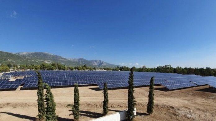 Φωτοβολταϊκό πάρκο 2 MW από την ΕΥΔΑΠ στις Αχαρνές