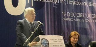 Γ. Χρυσουλάκης: Θαυμαστή η δουλειά των σχολείων των αποδήμων
