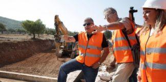 Γ. Πατούλης από τη Μάνδρα: «Προχωράμε σε όσα έργα απαιτούνται για να μην ξανανιώσει κανένας κάτοικος απροστάτευτος»