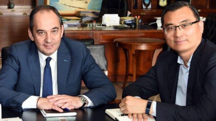 Γ. Πλακιωτάκης: Οι επενδύσεις του ΟΛΠ αναβαθμίζουν το λιμάνι, δημιουργώντας νέες θέσεις εργασίας