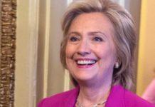 Η Χίλαρι Κλίντον διακωμωδεί την επιστολή Τραμπ προς Ερντογάν