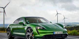 Η Porsche παρουσίασε τα πρώτα ηλεκτροκίνητα σπορ αυτοκίνητα, το Taycan Turbo S και το Taycan Turbo