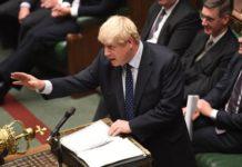 Η συμφωνία Brexit του Μπόρις Τζόνσον στο βρετανικό Κοινοβούλιο