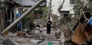 Ιαπωνία: Στους 67 οι νεκροί εξαιτίας του τυφώνα Χαγκίμπις