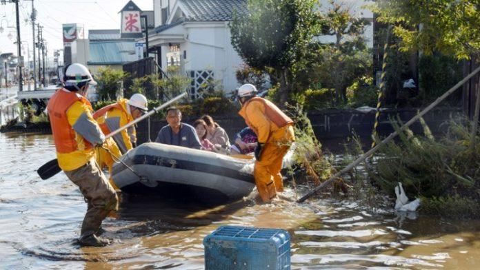 Ιαπωνία: Τουλάχιστον 35 νεκροί από το πέρασμα του τυφώνα Χαγκίμπις