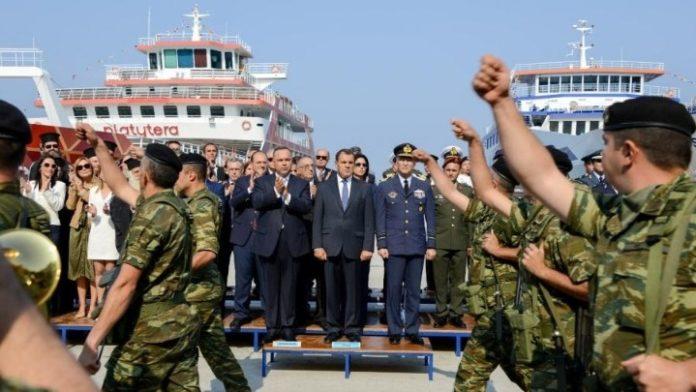 «Ισχυρές Ένοπλες Δυνάμεις απαραίτητη προϋπόθεση για να μπορεί η χώρα να πορευτεί μπροστά, να πορευτεί εν ειρήνη»