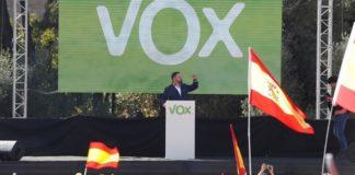 Ισπανία: Το ακροδεξιό κόμμα Vox αυξάνει τη δύναμή του