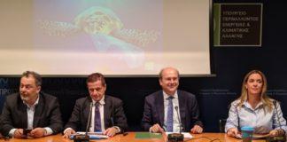 Κ. Χατζηδάκης: Χρειαζόμαστε ευρεία συμμαχία στη μάχη κατά της πλαστικής ρύπανσης