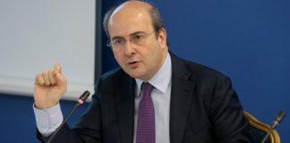 Κ. Χατζηδάκης: Την επόμενη εβδομάδα θα συζητηθεί στο Υπουργικό Συμβούλιο το ν/σ για ΔΕΗ, ΔΕΠΑ