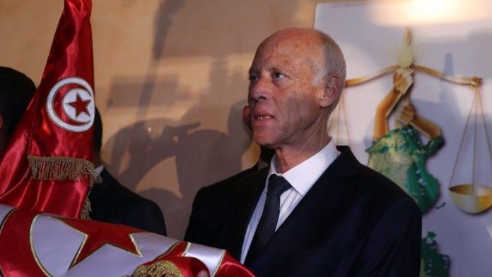 Κάις Σαΐντ,  o συνταξιούχος καθηγητής του δικαίου που εξελέγη Πρόεδρος της Τυνησίας