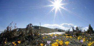 Κάτω και από το μηδέν η ελάχιστη θερμοκρασία στη βόρεια Ελλάδα από το πρωί
