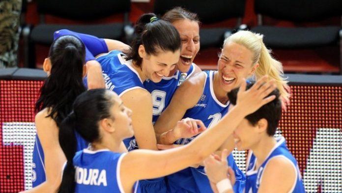 Κλήσεις σε 16 αθλήτριες ενόψει των αγώνων με Σλοβενία και Ισλανδία