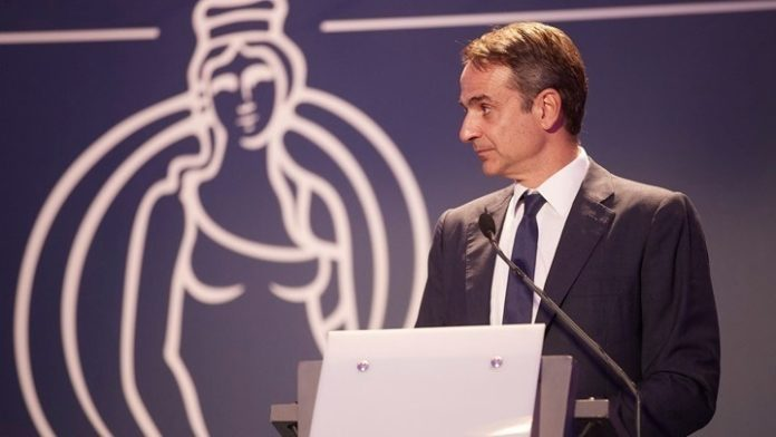 Κυρ. Μητσοτάκης: Η Ελλάδα ήταν, είναι και θα είναι μια σταθερή δύναμη ειρήνης