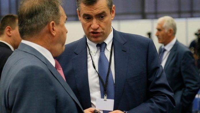 Λ. Σλούτσκι: Η Ρωσία θα συνεχίσει τη διακοινοβουλευτική συνεργασία με την Τουρκία