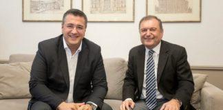 Με τον Περιφερειάρχη Κ. Μακεδονίας συναντήθηκε ο δήμαρχος Πυλαίας-Χορτιάτη