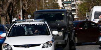 Μέλη σπείρας που έκλεβε καταστήματα οι δύο συλληφθέντες μετά από καταδίωξη στον Ασπρόπυργο