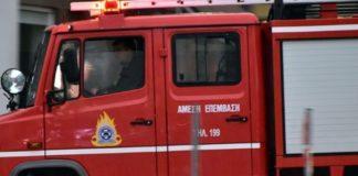 Μικρής έκτασης πυρκαγιά στο ΟΑΚΑ