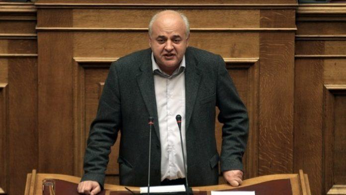 Ν. Καραθανασόπουλος: Συνεχίζεται η πολιτική αφαίμαξης των λαϊκών εισοδημάτων»