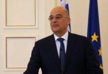 Δένδιας: Η Ελλάδα υποστηρίζει τις προσπάθειες του ΟΗΕ
