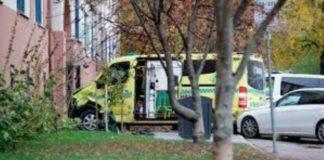 Νορβηγία: Ένοπλος έκλεψε ασθενοφόρο και έπεσε μ' αυτό πάνω σε περαστικούς