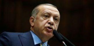 Ο Ερντογάν ανακοίνωσε πως άρχισε η τουρκική επιχείρηση στη βορειοανατολική Συρία