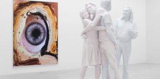 O Ουρς Φίσερ δημιούργησε ένα μνημειώδες κέρινο γλυπτό του Λεονάρντο ΝτιΚάπριο