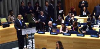 Ο ΠΘ Λι για την υλοποίηση των κεντρικών στόχων οικονομικής και κοινωνικής ανάπτυξης του Πεκίνου