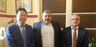 Ο αντιπεριφερειάρχης Χανίων, Ν.Καλογερής στο ΑΠΕ-ΜΠΕ: «Στόχος μας ο αθλητικός τουρισμός»