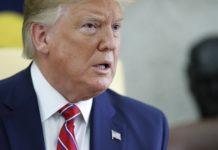 Ο πρόεδρος Τραμπ ενέκρινε βοήθεια 4,5 εκατ. δολαρίων στα Λευκά Κράνη