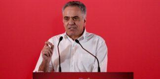 Π. Σκουρλέτης: Με έναν ΣΥΡΙΖΑ ανοιχτό, δημοκρατικό ενάντια στη νεοφιλελεύθερη αντιμεταρρύθμιση