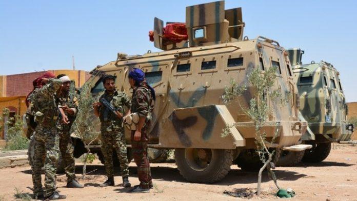 «Πάγωμα» των επιχειρήσεων εναντίον των τζιχαντιστών του ΙΚ ανακοίνωσε ο διοικητής των SDF