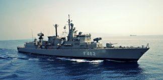 Πλοία του Πολεμικού Ναυτικού σε Θεσσαλονίκη και Πειραιά