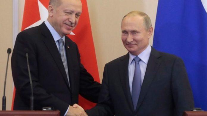Πούτιν και Ερντογάν κατέληξαν σε συμφωνία για κοινές περιπολίες στην ζώνη ασφαλείας στη βόρεια Συρία