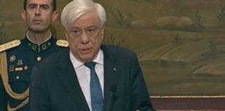 """Πρ. Παυλόπουλος: """"Είμαστε στο σημείο μηδέν για την κλιματική αλλαγή και την οικολογική ανισορροπία"""""""
