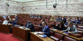 """Προκαταρκτική για Δ. Παπαγγελόπουλο: Ο """"Mr Novartis"""" πρώτος μάρτυρας στην επιτροπή"""