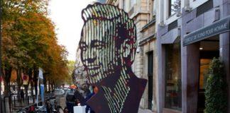 Προτομή του Νεϊμάρ κοσμεί έκθεση στο Παρίσι (pic)