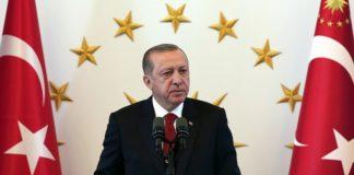 Ρ.Τ. Ερντογάν: Ο θάνατος του επικεφαλής του ΙΚ σημείο καμπής στις προσπάθειες κατά της τρομοκρατίας