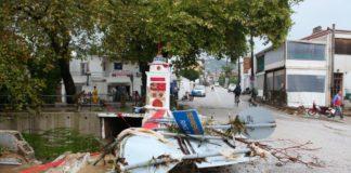 Σκόπελος: Αίτημα για έκτακτη ανάγκη λόγω κακοκαιρίας