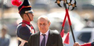 Στο Ιράκ ο γάλλος υπουργός Εξωτερικών Ζαν-Ιβ Λεντριάν